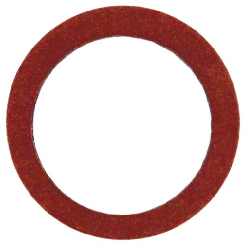 Rondelles Precision, fibre vulcanisée, boîte de 100, 3/16 po diamètre interne x 3/8 po externe
