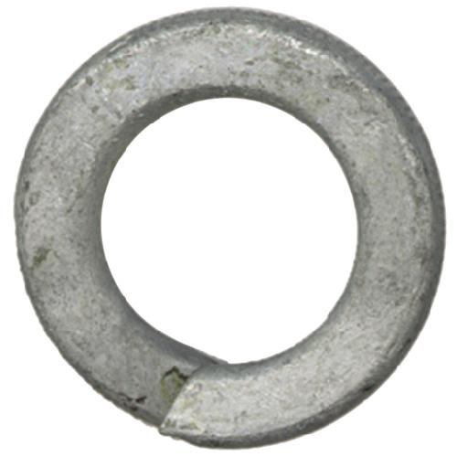 Rondelle à ressort Precision, 3/8 po de diamètre, galvanisée à chaud, paquet de 50