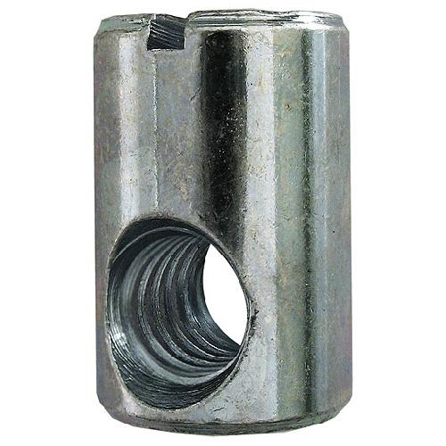 Goujons d'assemblage Precision, acier, boîte de 10, 3/4 po L. x 3/8 po de diamètre