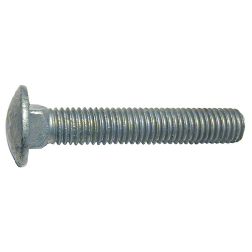 Hot Dip Galvanized 5//16x3 Carriage Bolts 600