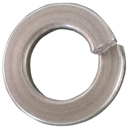Rondelle à ressort Precision, 1/2 po de diamètre, acier inoxydable, paquet de 25