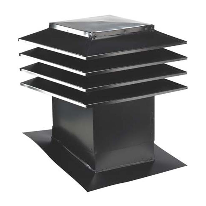 Ventilateur de toit (12 po x 12 po)