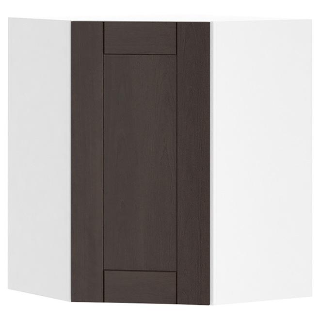 "Wall Kitchen Cabinet - Caravelle - Corner - 24"""