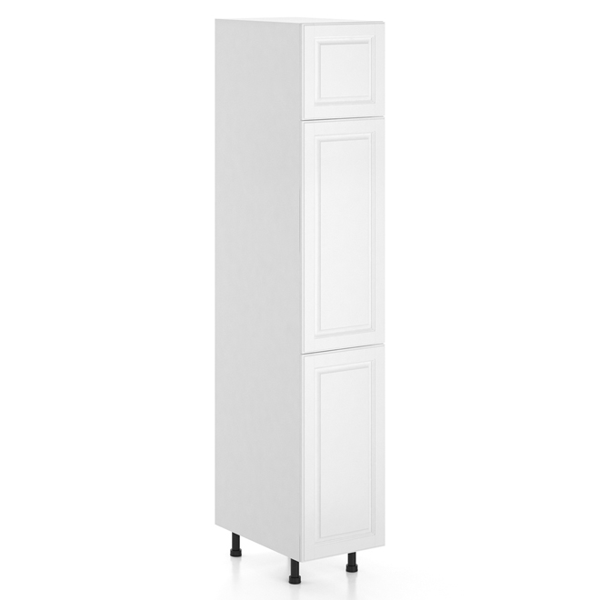 "Kitchen Pantry with 3 Doors - 15"" x 84"""