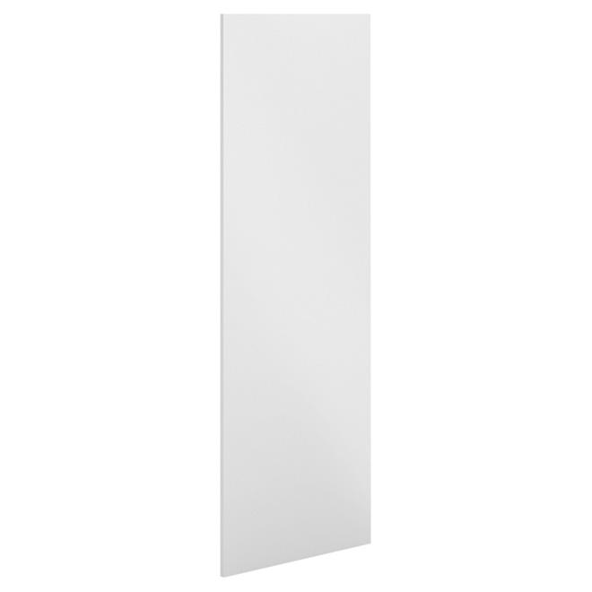 Panneau de finition pour réfrigérateur «Aviso», blanc