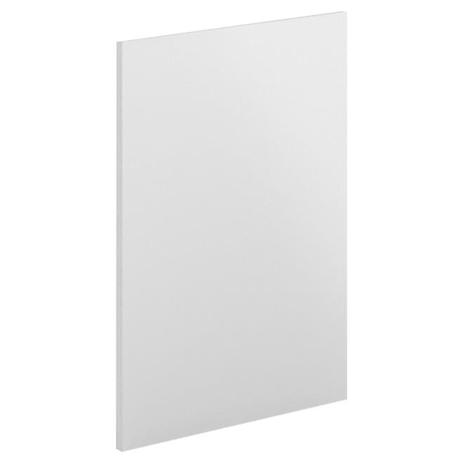 Dishwasher Finishing Panel - White