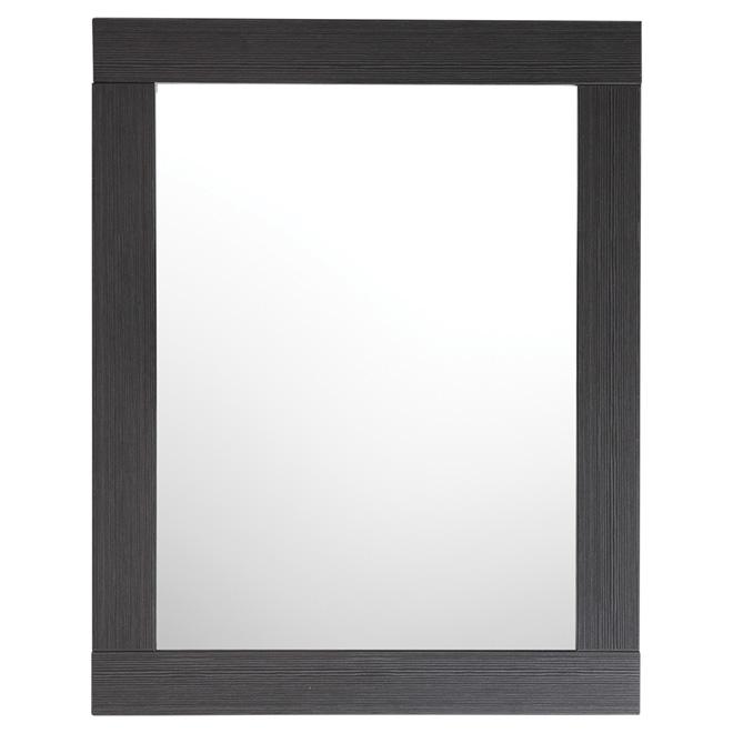 Miroir « Relax », gris argent