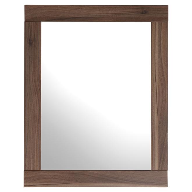 Miroir « Relax », noyer