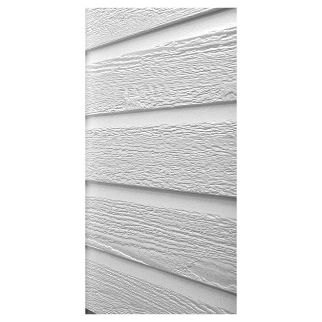 Exterior Siding - 1/2'' x 11'' x 144'' - Polar White