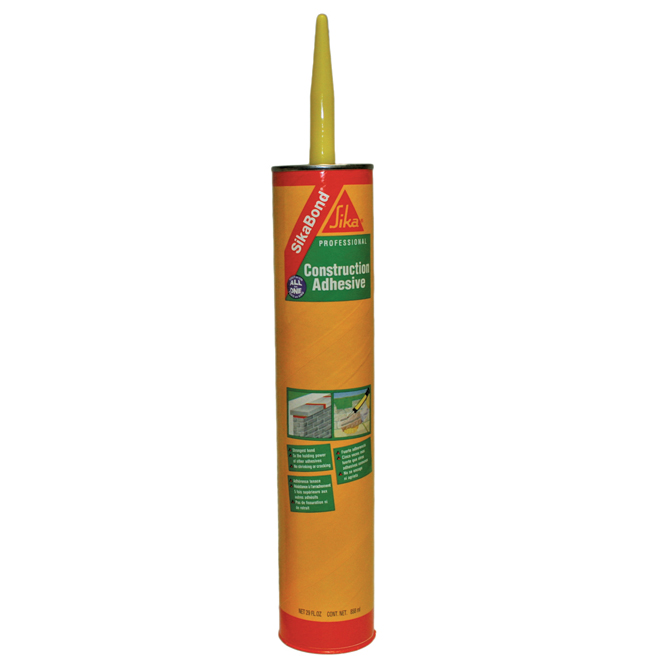 858-mL Construction Adhesive