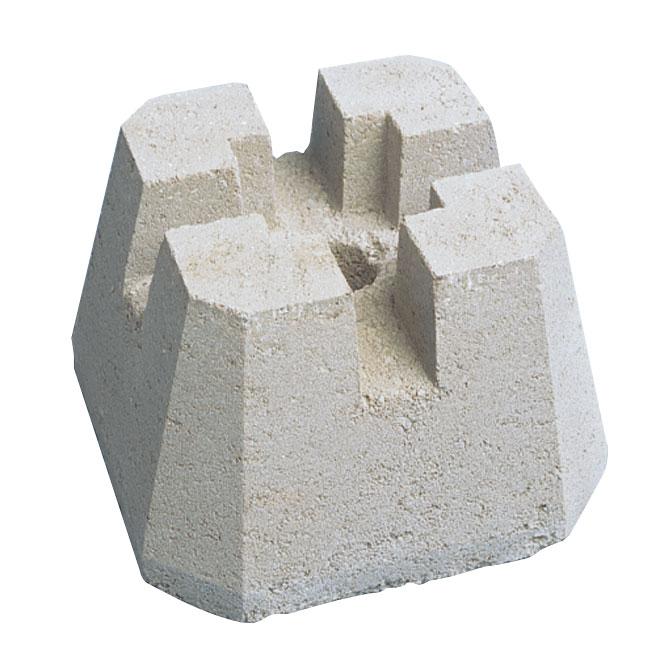 Base pour terrasse « Dek-Block »
