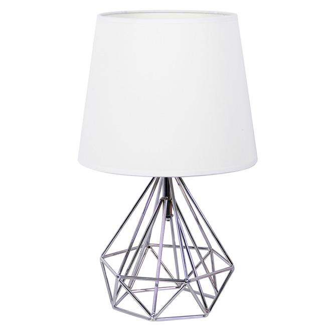 Lampe de table, Cosmo, 40 W, chrome
