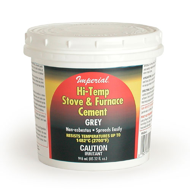 High temperature cement 946 ml