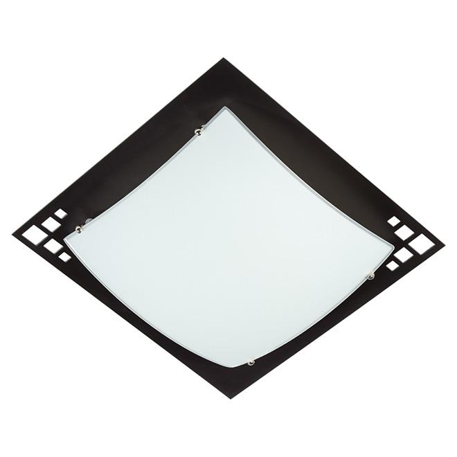 Luminaire encastré à 2 lumières « Sudoku », 12,5 po