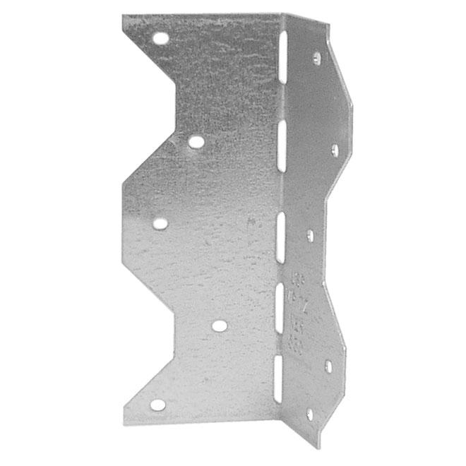 "Adjustable Angle - Steel - 50/PK - 2 1/4"" x 2 1/4"" x 6 7/8"""