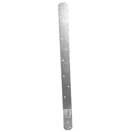 "Galvanized Steel Strap Tie 1 1/4"" x 24"" - Box of 50"