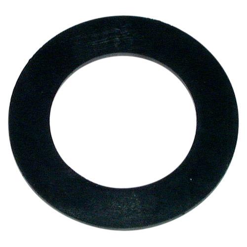 Joint d'étanchéité plat, noir