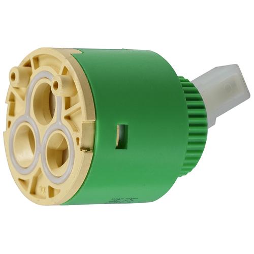 Plastic cartridge