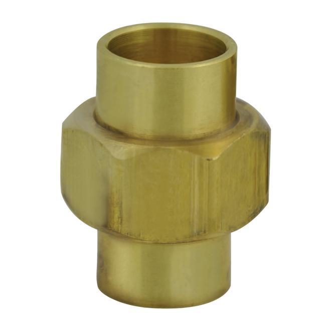 Brass female adapter