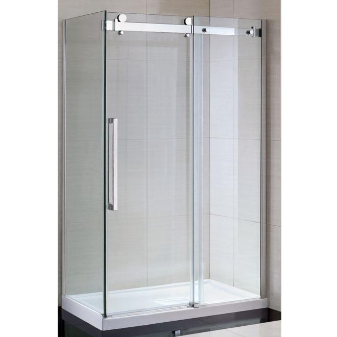 """Sierra"" Sliding shower door"