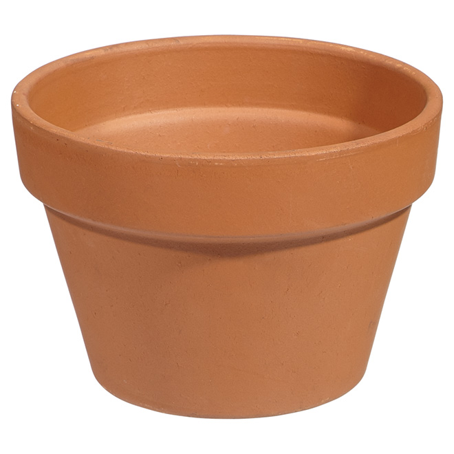 Deroma Clay Pot for Azaleas - 17 cm - Terracotta