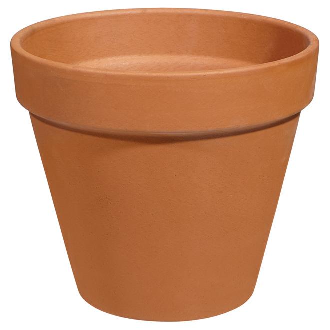 Clay Pot - 27 cm - Terracotta