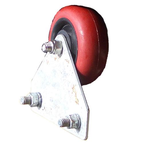 """Boat Ramp Wheel Kit - 4"""""""