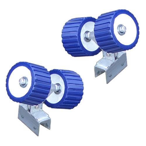 """Double Roller Wheel Kit - 5"""""""