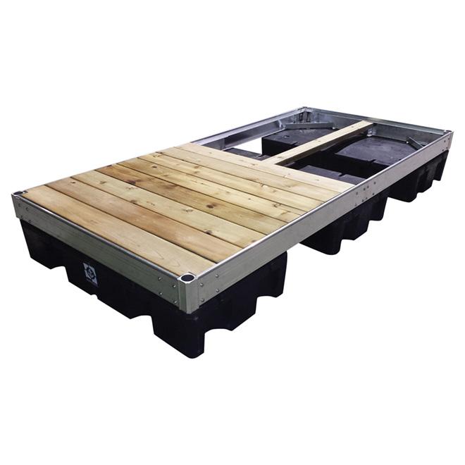Dock - 4' x 8' Dock Frame