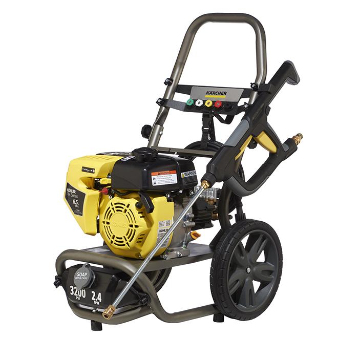 Laveuse à pression G3200XK à essence, 2,4gal/min, 3200lb/po²