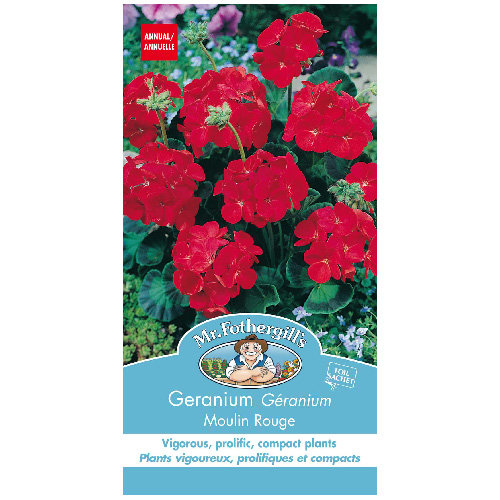 Flowers seed packet