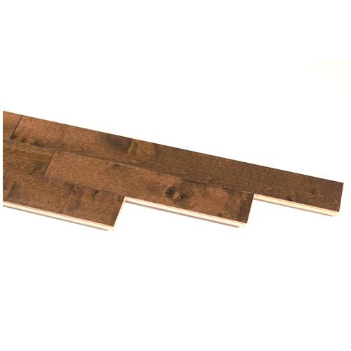 Birch Hardwood Flooring - Cappuccino