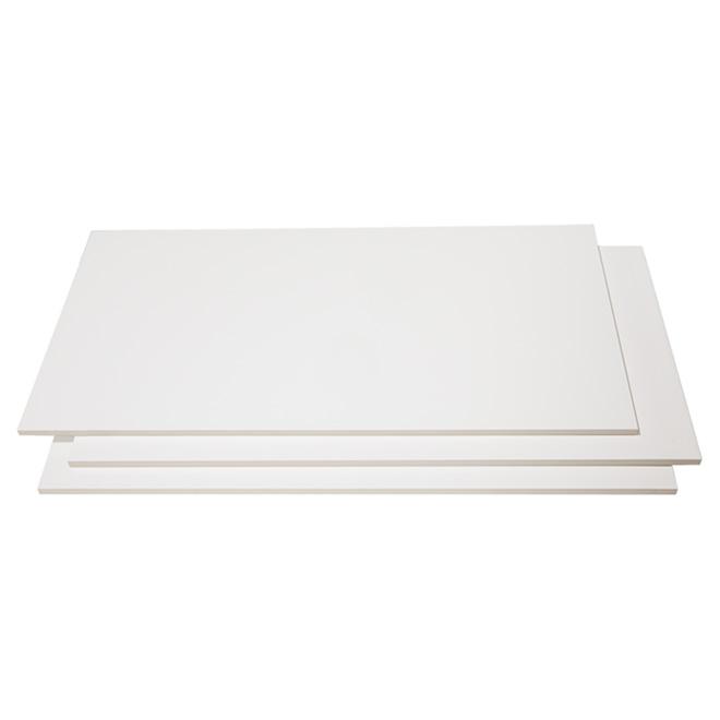 Gloss White Porcelain Tile