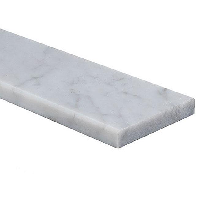 """Sill - """"Carrara"""" 36"""" x 5"""" Marble Sill"""