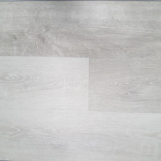 Mono Serra SPC Vinyl Floor - 23.95 sq. ft. - Light Grey
