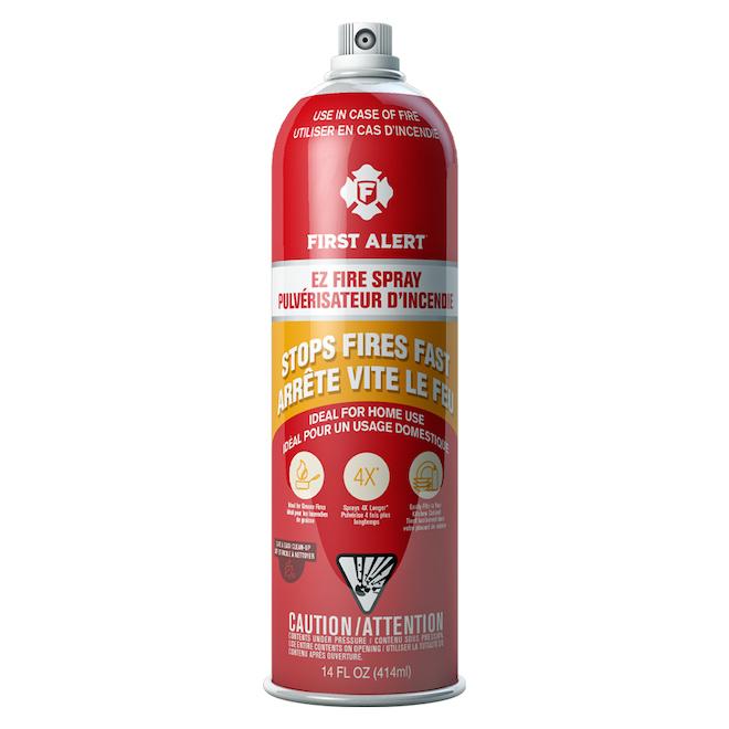 Extincteur de feu First Alert(MD) AF400, métal, 414 ml