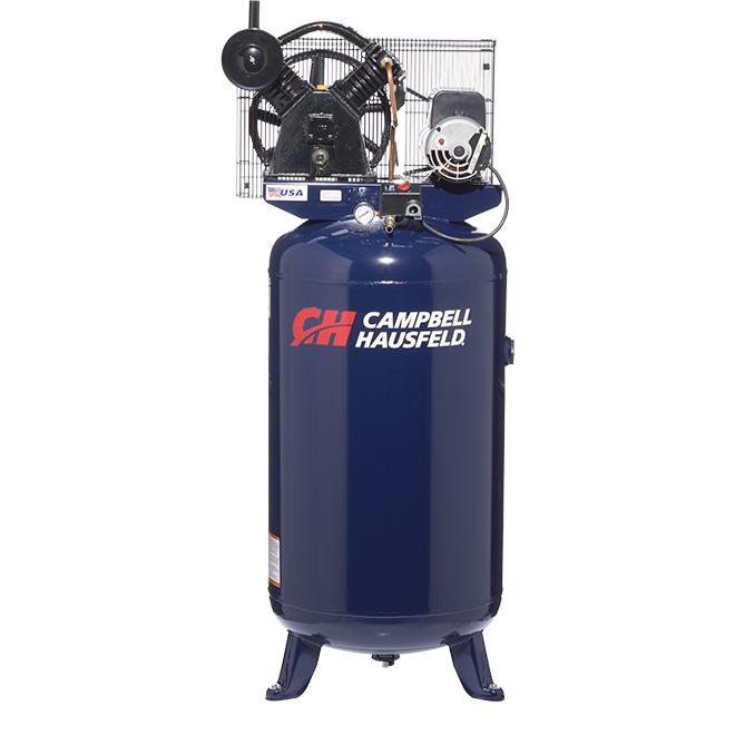 Campbell Hausfeld Vertical Compressor - 80-Gallon - 5 HP
