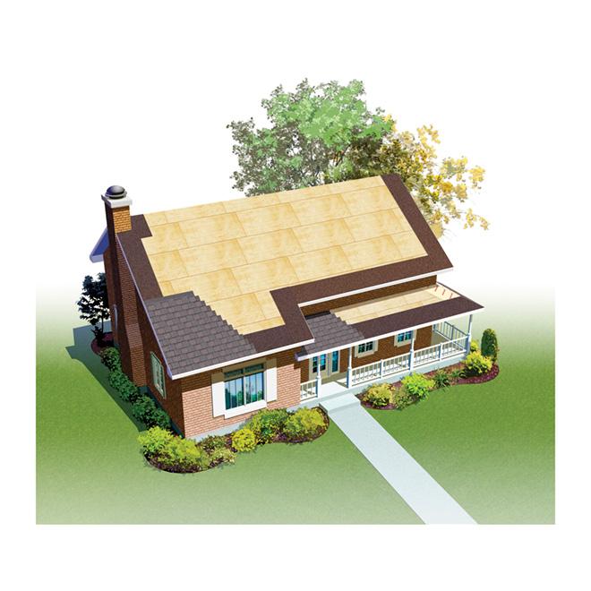 Resisto Self Adhesive Roofing Underlay 00822 R 233 No D 233 P 244 T