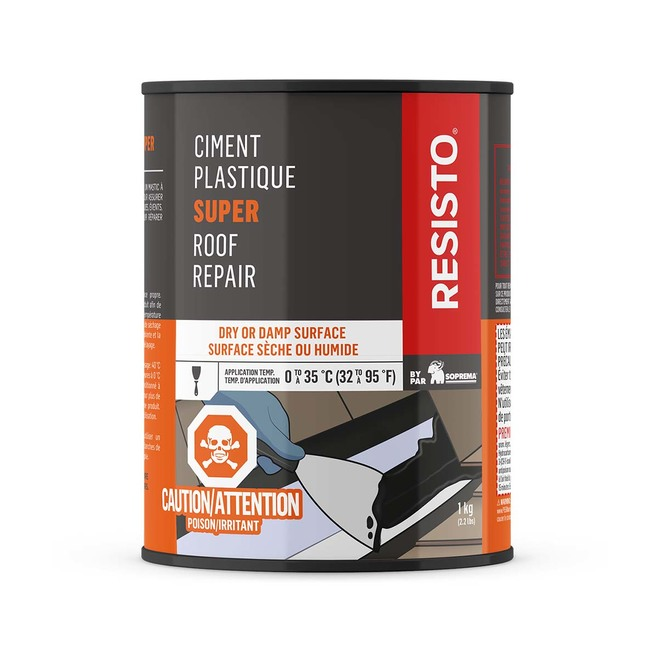 """""""Pro"""" Plastic Cement - 1 kg"""