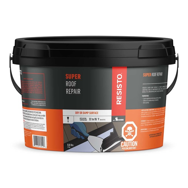 """""""Pro"""" Plastic Cement - 4 kg"""