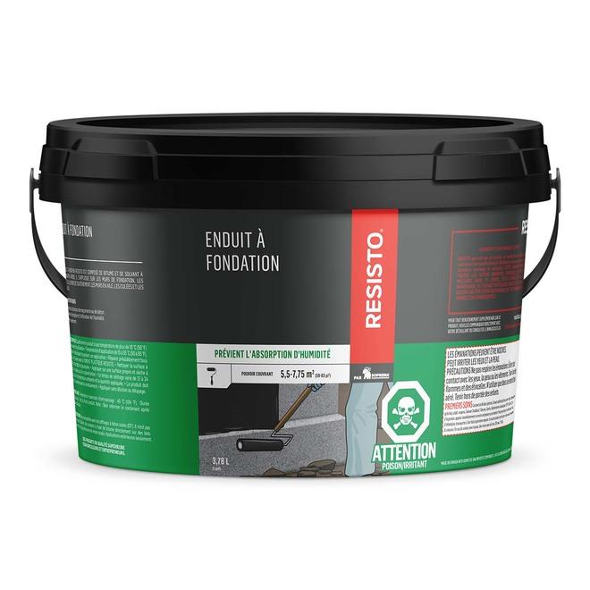 Resisto Enduit Pour Fondation 3 78 L 53060 Reno Depot