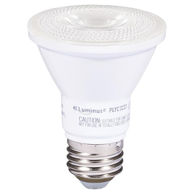 7W LED Dimmable PAR20 Bulb - Bright White