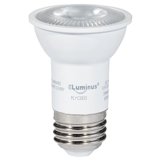 LED Bulb 6.5W PAR16 - Dimmable - Bright White