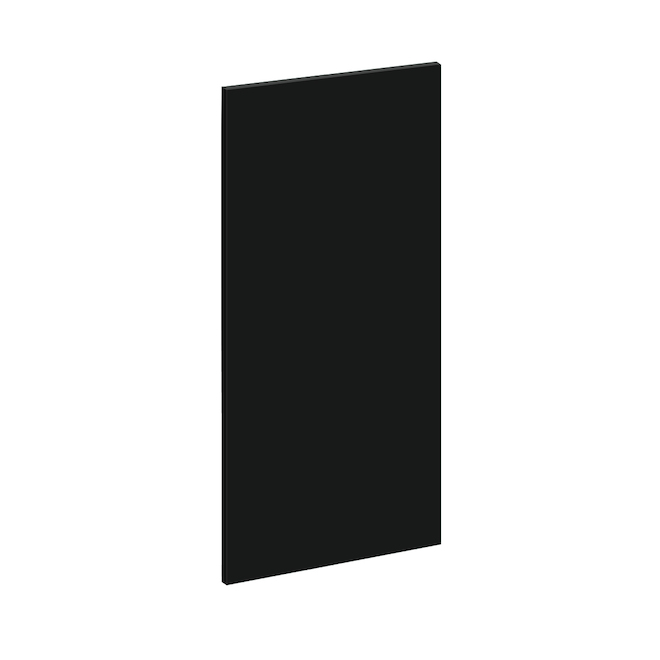 "Panneau d'armoire murale Eklipse, Onyx, 13 1/4"" x 30 1/4"""
