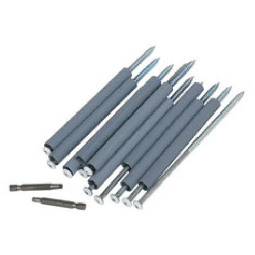 """Galvanized Aluminium Gutter Screws, 7"""" - White"""