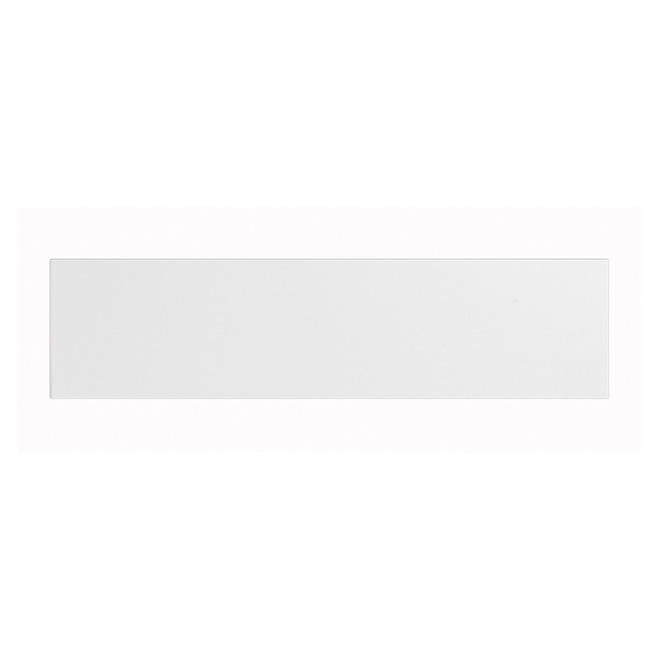 "Ceramic Wall Tile - 8"" x 20"" - White"