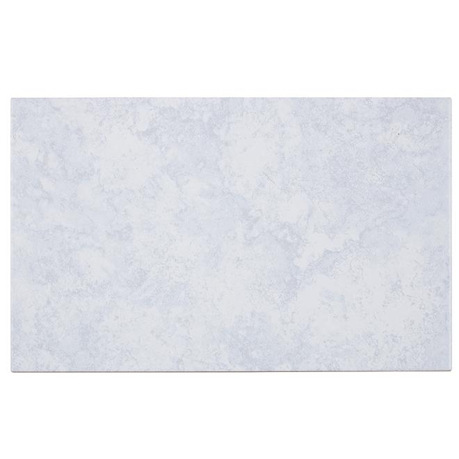 Mosaïque murale, 25 x 40 cm, azzuro lustré, 20/bte