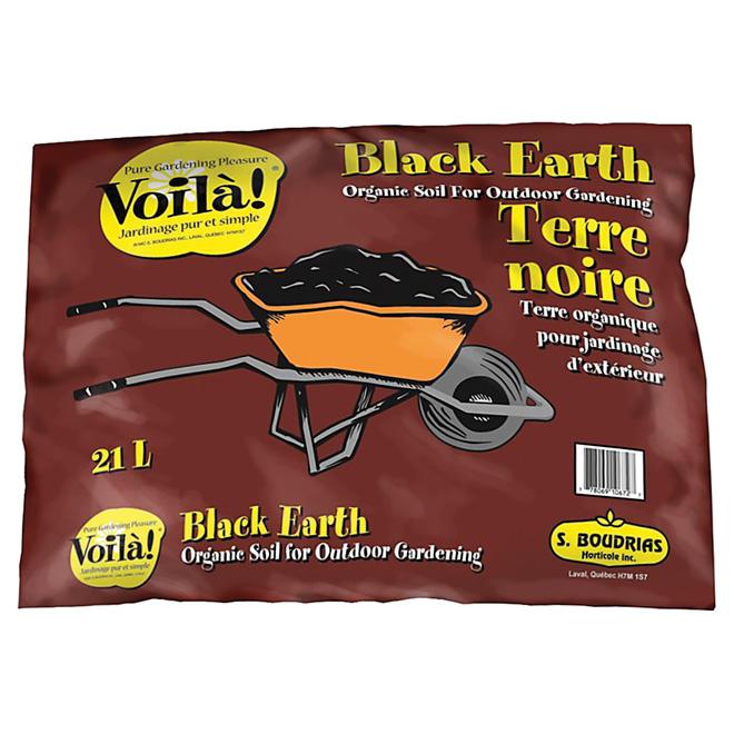 Black Earth - 21 L
