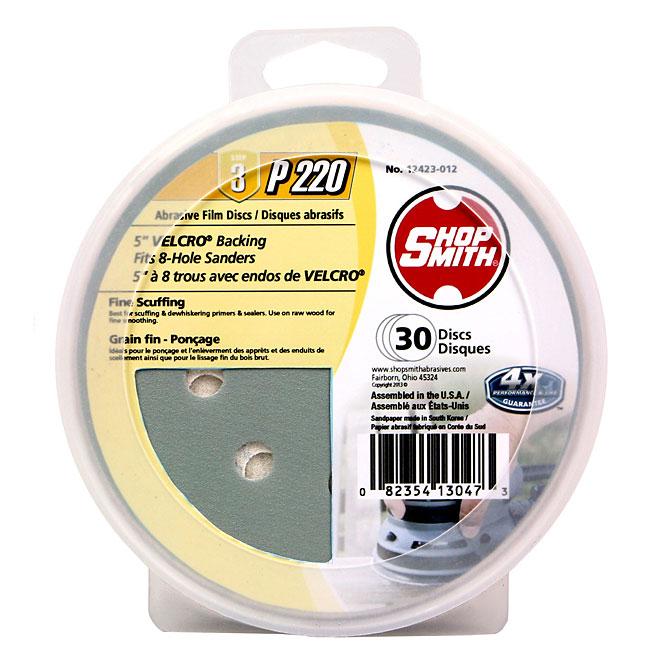 5-in Abrasive Disk