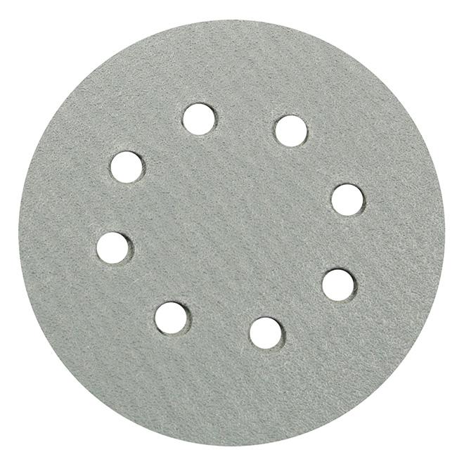 "Sanding Discs - 80 Grit - 8 Hole - 5""- 15 Pack"